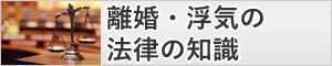 探偵岐阜・離婚・浮気の法律の知識